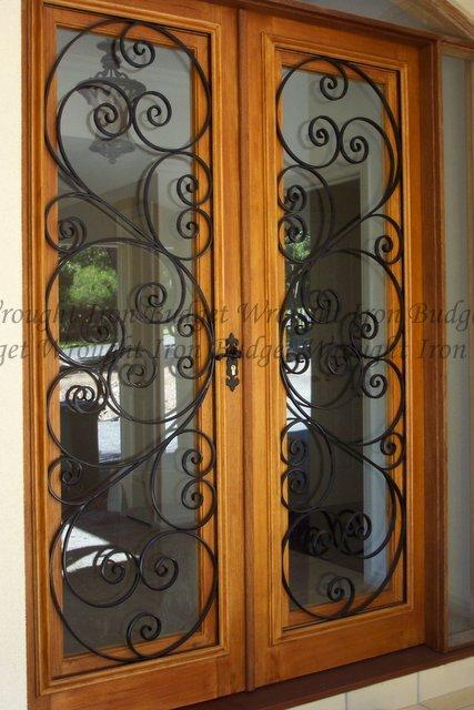 Wrought Iron Doors Budget Wrought Iron